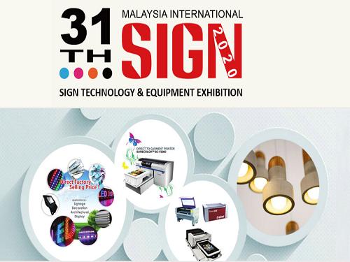Triển lãm đèn LED & biển hiệu quốc tế Malaysia