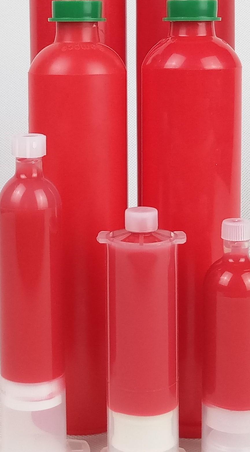 İstiliklə müalicə tipi SMT qırmızı yapışqan