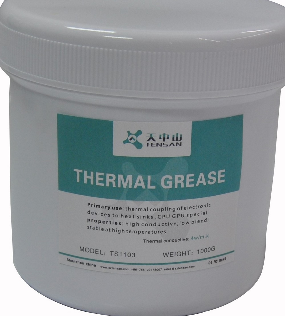 Stable Silicone Type Thermal Grease