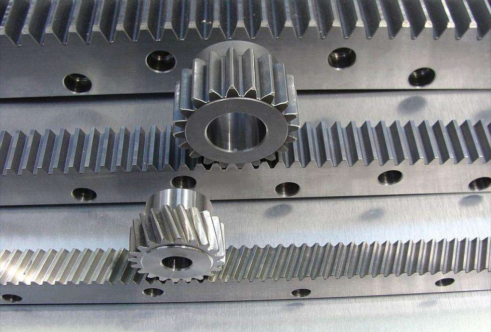 Precautions for rack and pinion installation