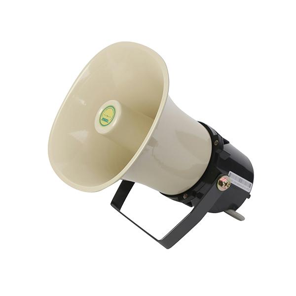 15W kommerciel vejrbestandig Hornhøjttaler