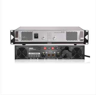 How the Professional Stereo Power Amplifier works