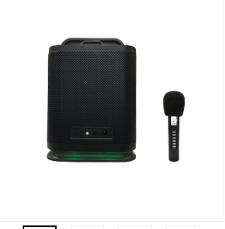 How to connect and use 20W Portable Bluetooth teaching Speaker