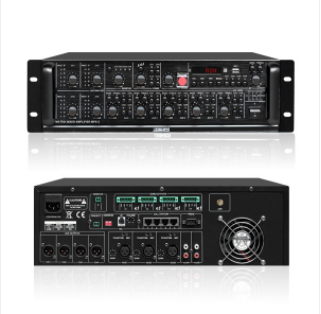 Functions and features of 4x4 Matrix Mixer Amplifier