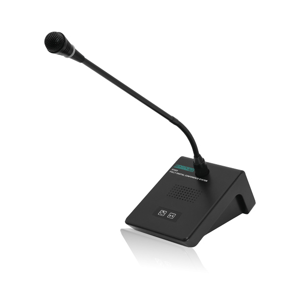Dante Digital Conference Chairman Microphone