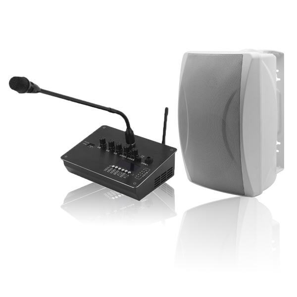Amplifier Integrasi Wireless terpadu