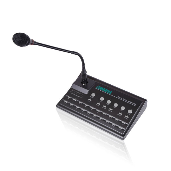 Remote Paging Microphone
