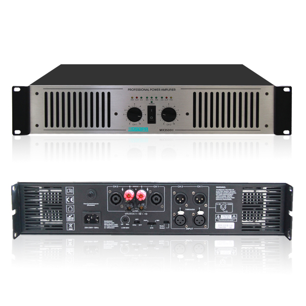 Stereo Professional Power Amplifier