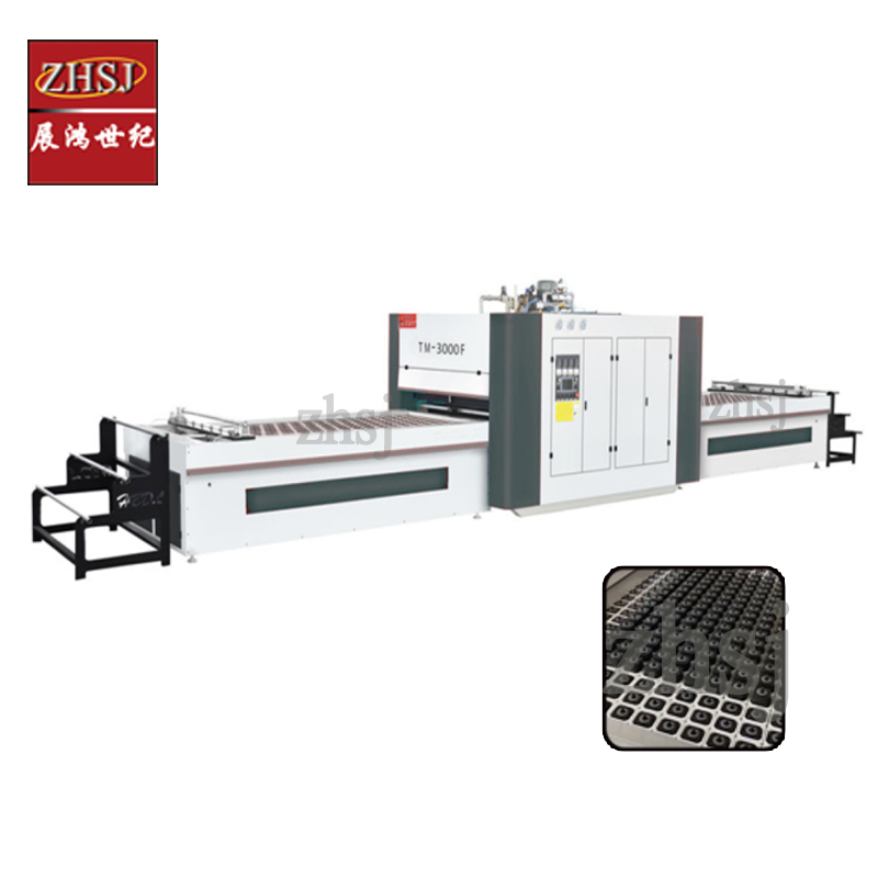 Auto Pin System Vacuum Membrane Press Machine