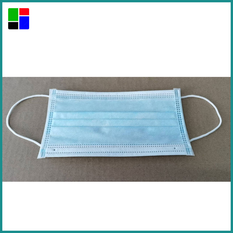 3 Ply Disposable Masks In Stock