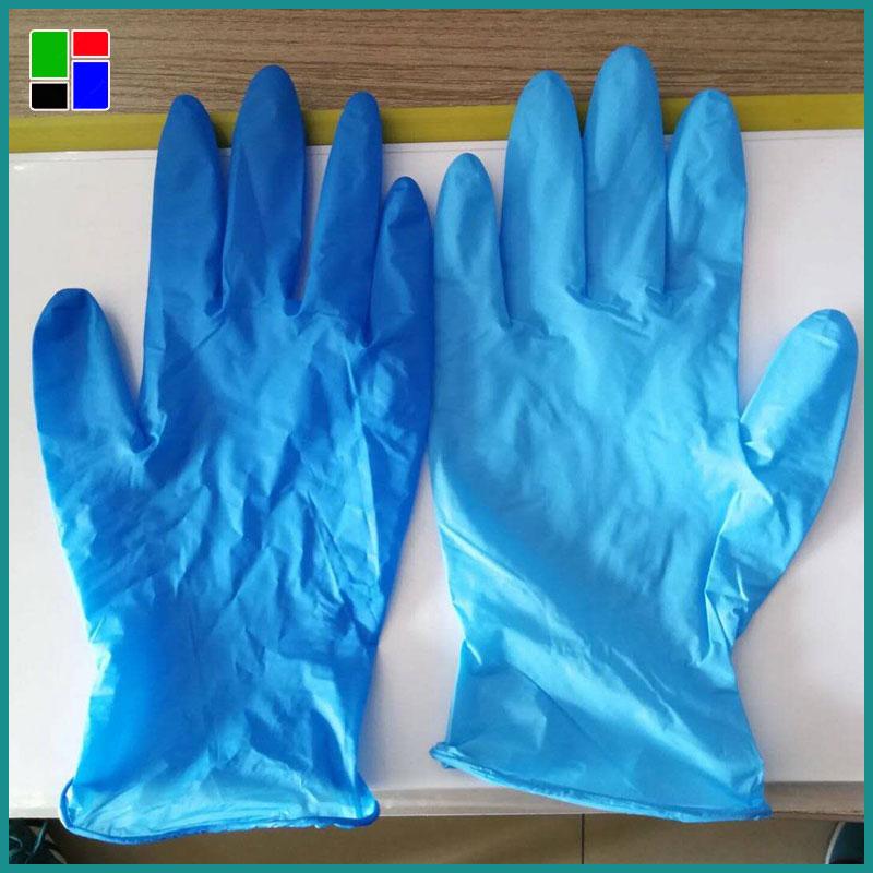 دستکش های یکبار مصرف نیتریل