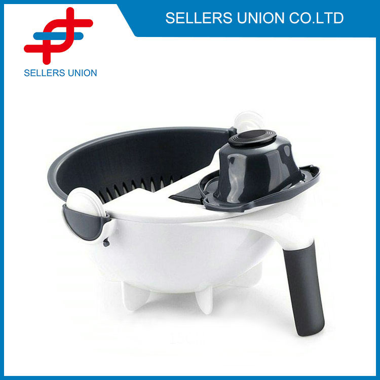 9 in 1 Multifunctional Vegetable Cutter