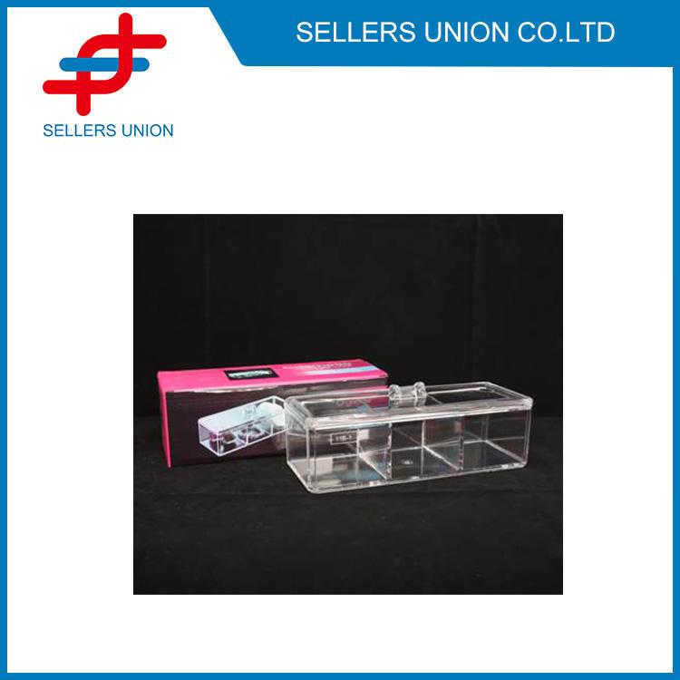 Акрилен калъф за съхранение на аксесоари