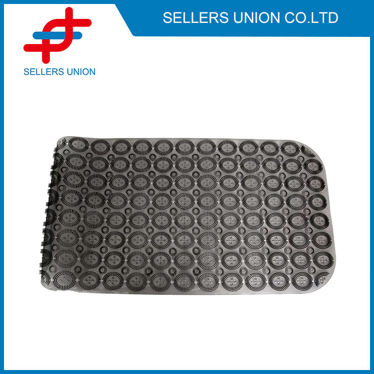 Antibacterial PVC Bathroom Mat-(YS-6736B)