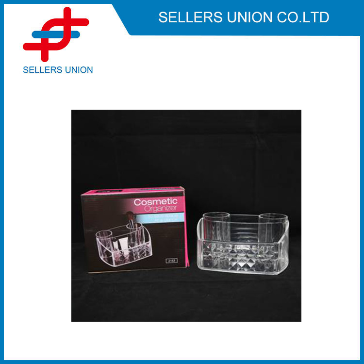 Cosmetic Display and Brush Holder