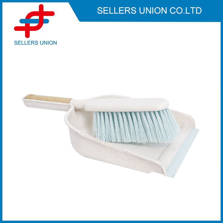 Design Hand Held Dustpan And Brush Set-(2073-1)