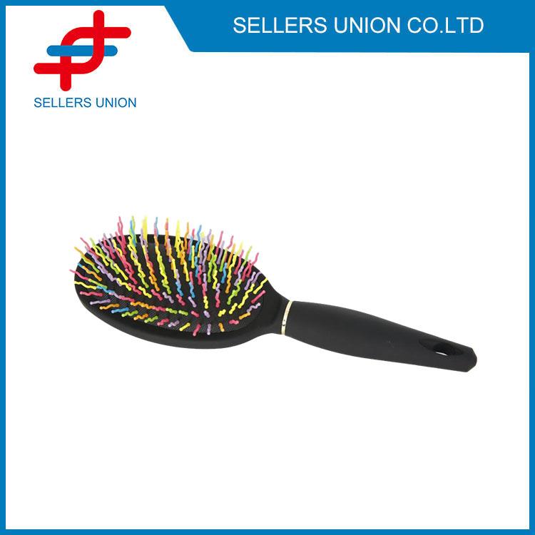Detangling Comb Rainbow S-Curve
