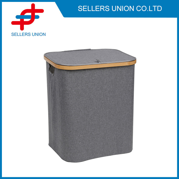 Foldable Laundry Hamper Basket