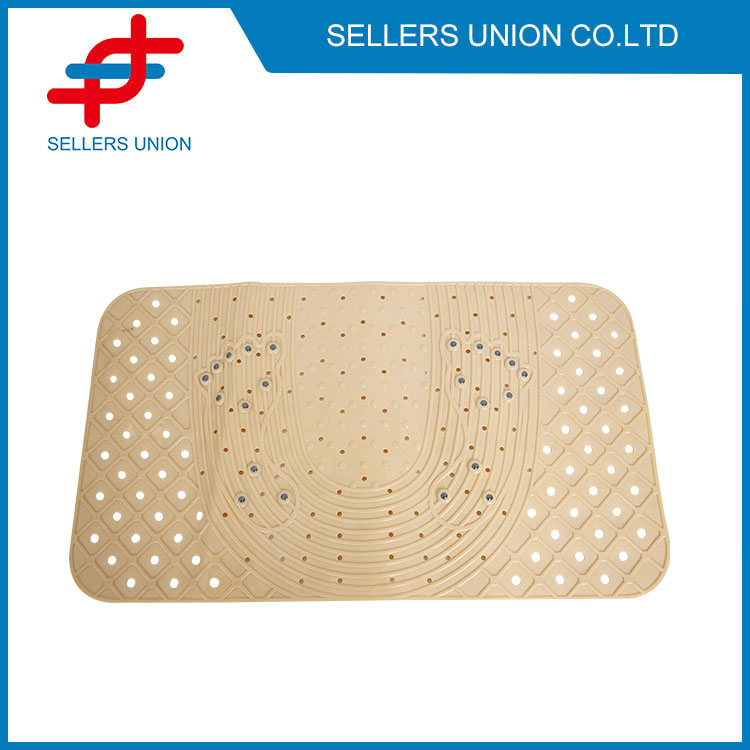 Non-slip Bath Mat With Magnetic Beads-(YS-8806)