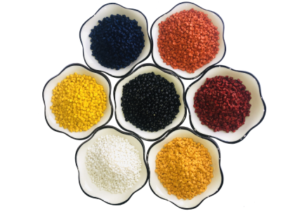 Why plastics factory choose to use Masterbatch instead of pigment or dye powder?