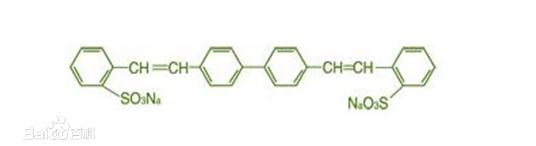 Application of fluorescent brightener