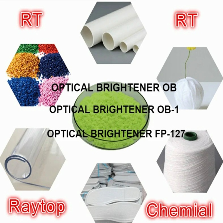 PVC plastics products  optical brightenr ob