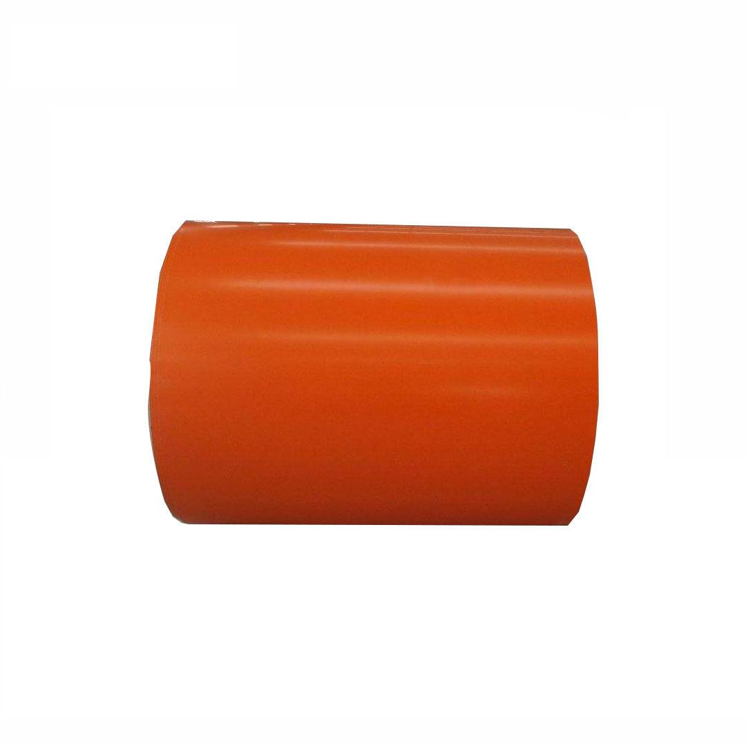 PPGI bobinak, kolorez estalitako altzairuzko bobina, aurrez margotutako altzairu galbanizatuzko bobina Z275 / teilatu metalezko eraikuntza materialak