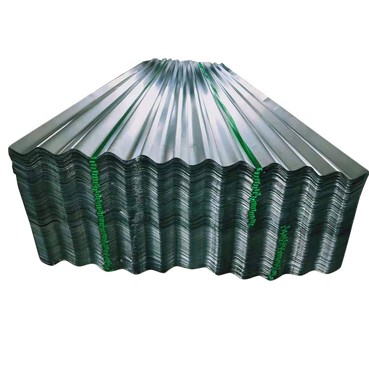 What is the role of corrugated sheet?