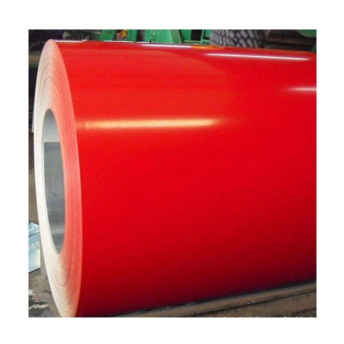 Productkenmerken van voorgelakt galvalume-staal: