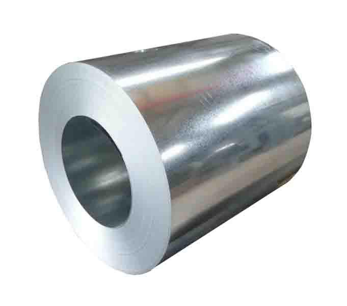 Zink 40g / m2-ko ohiko zintzilikariozko bobina GI bobinak Txinako errotatik