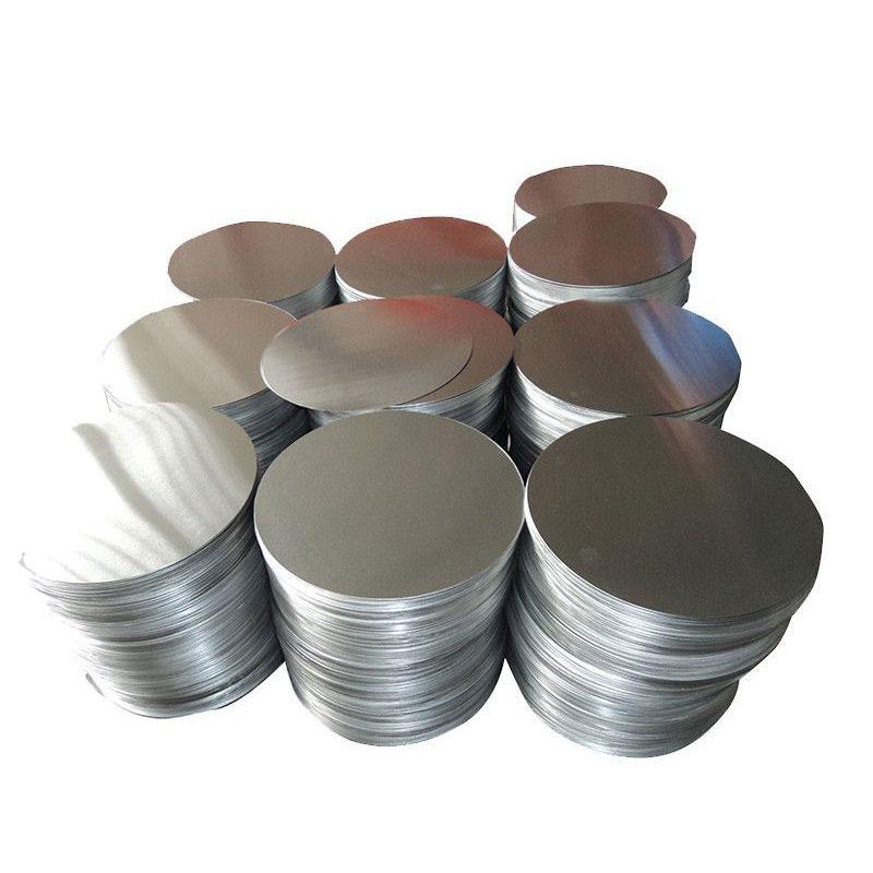 Aluminiums cirkel