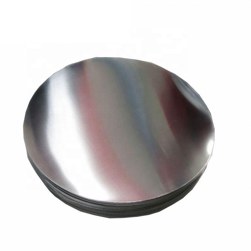 Aluminiozko zirkulu eraztuna