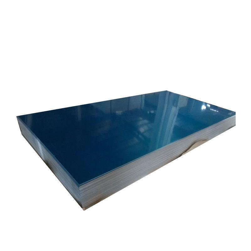 Aluminiozko xafla eta plaka