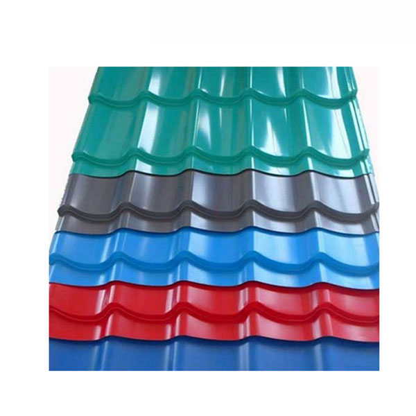 Color Corrugated Coating Roof Panels