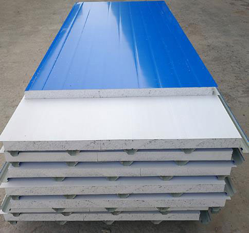 EPS Fiber Cement Sandwich Panels