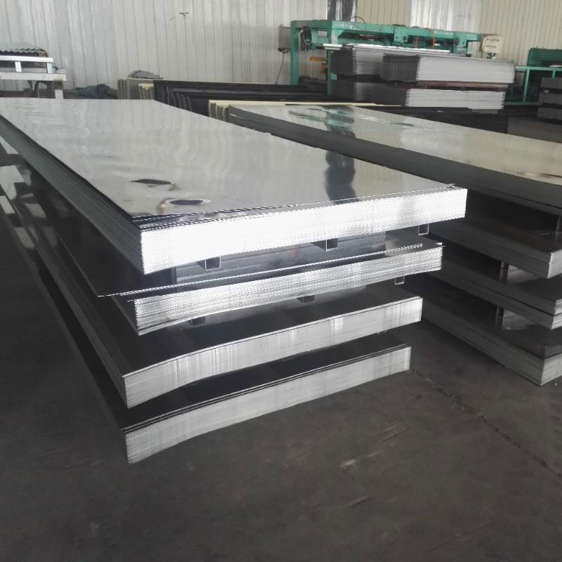 Galvanized Plain Sheet Aluminum