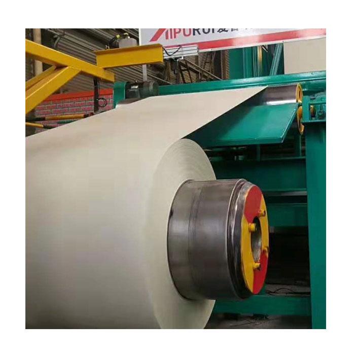 Hvidevarer Farvet coated stål