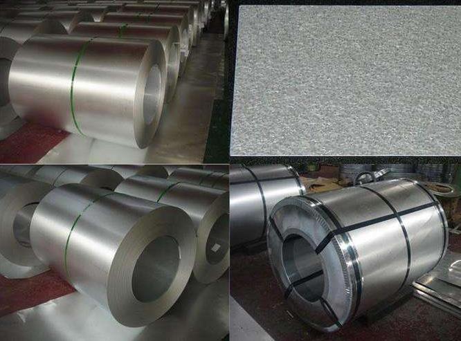 Aluzinc-legeret belagt stål