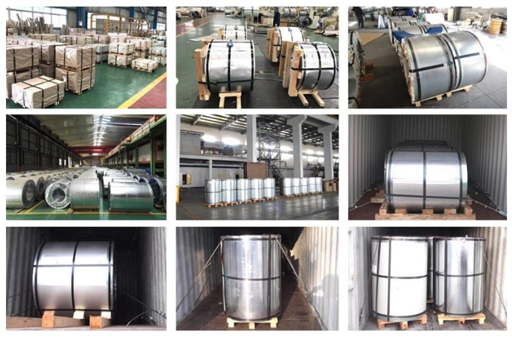 Aluzinc Color Coated Steel Coil