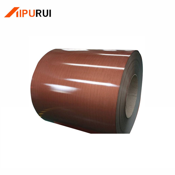 Prepainted Steel Coil with PVC Film