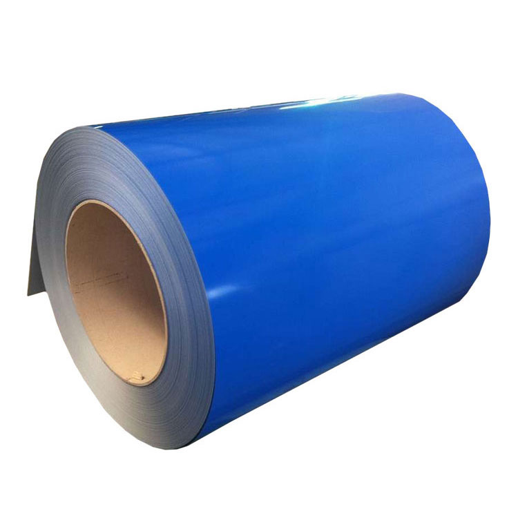 PPGI tekercsek, színes bevonatú acéltekercs, előre festett horganyzott acéltekercs Z275/fém tetőfedő építőanyagok