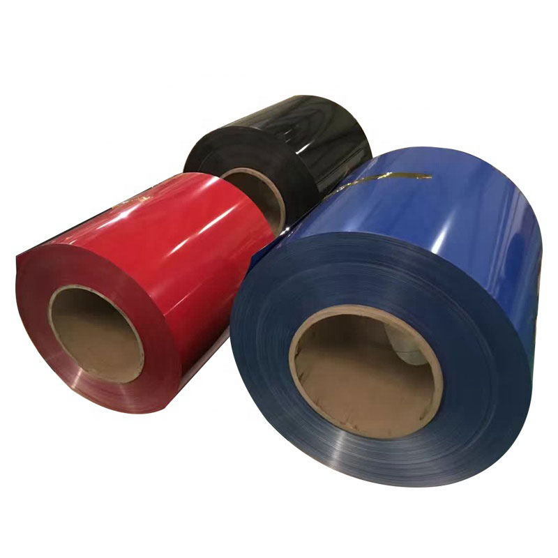 Prepainted Alloy Color Coated Aluminum