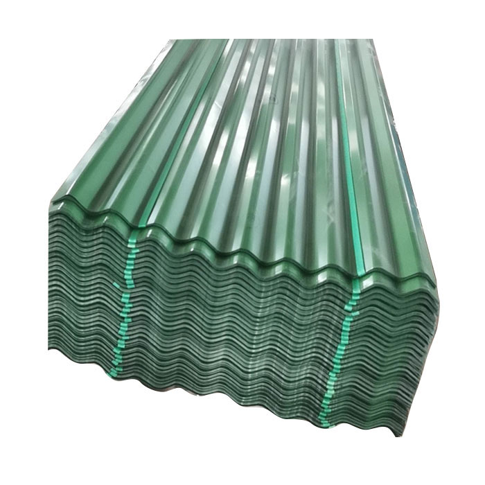 Waterproof Corrugated Steel Roof Sheet