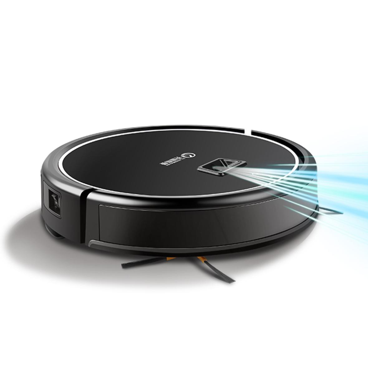 How to clean the Top Model Robot Cleaner