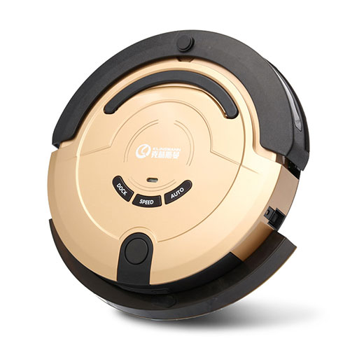 Product advantages of Remote Control Vacuum Cleaner Robot