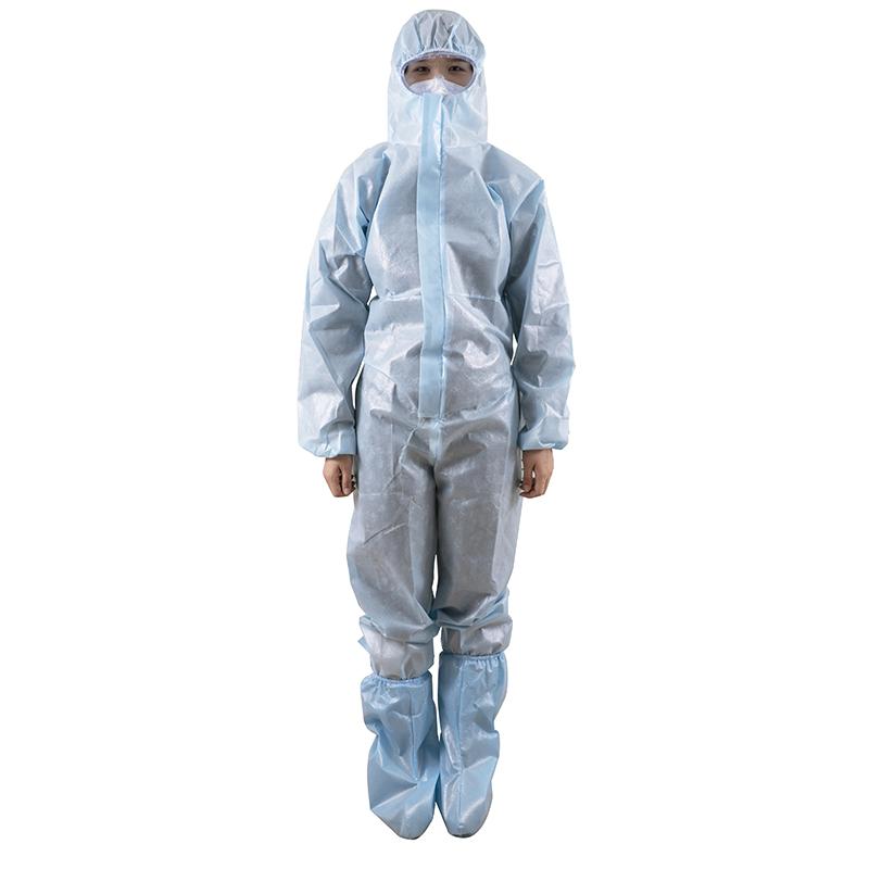 Jednorázové lékařské izolační oděvy
