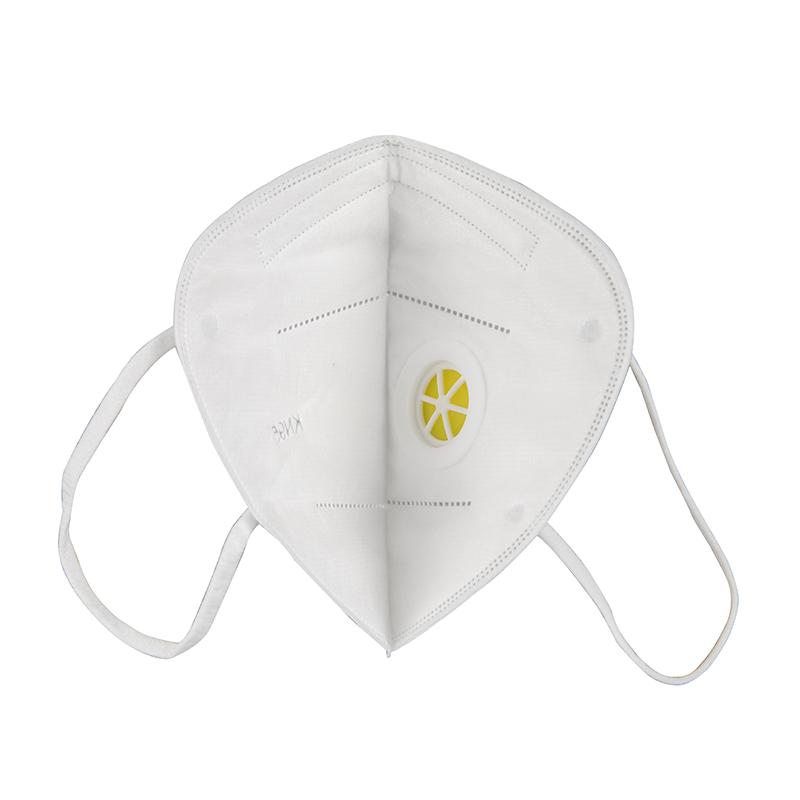 KN95 маска за лице с клапан