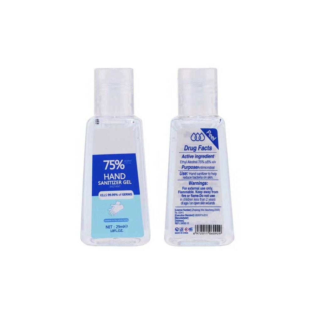 Wash Free Hand Sanitizer Gel