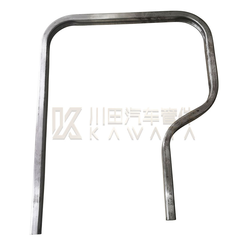 Vehicle Rear Backrest Frame