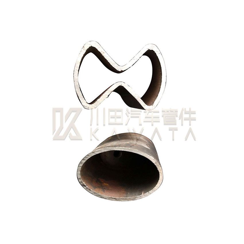 Irregular Shaped Welded Steel Pipe